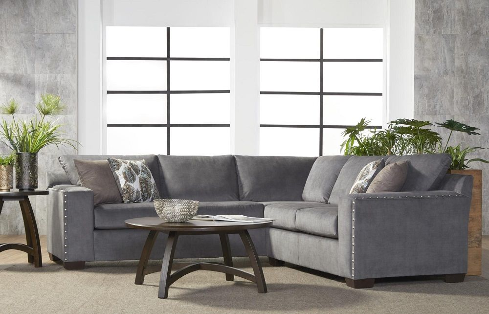 #18900 104 inch x 104 inch sectional $988