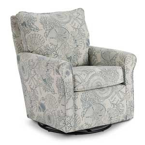 #5027 swivel chair $498