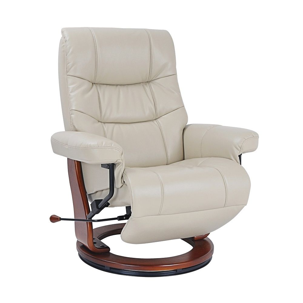 #7583 recliner $543. Hidden foot rest