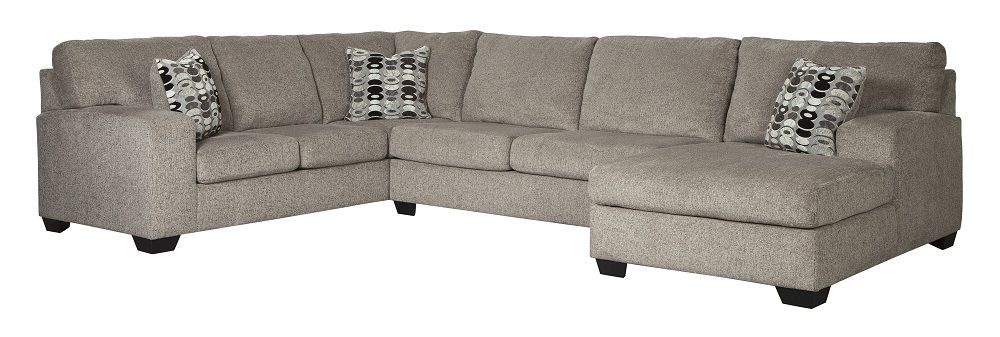 #807 141 inch wide sectional $998