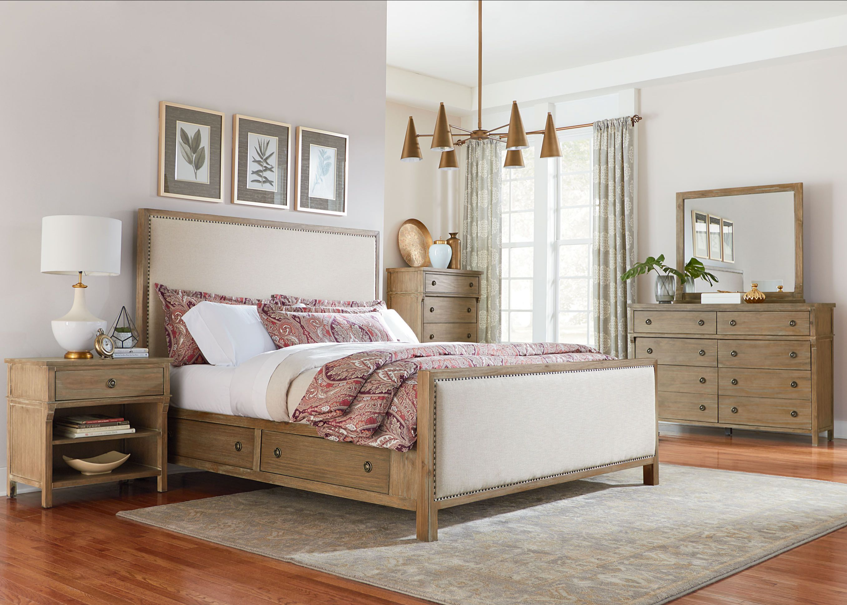 95950 Savannah Court  Uph Panel Bed Rs